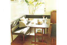 【二人暮らしのインテリア】食事もくつろぎも!カフェのようなソファダイニングならば両方叶う♪ | スクラップ [SCRAP]
