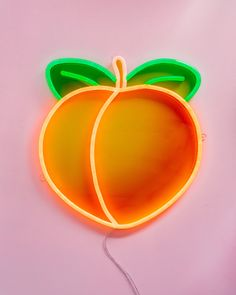 This product is in stock. Life sure is peachy! Your wall will be too in the ripest colour this season. Measurement: 60 cm x 80 cm   We keep low stock, and many items are made to order, a refreshing change to products made en masse. If product isn't listed as 'in stock' above, you can expect your delightful neon 8 weeks later. If you're wanting further information about a product email us admin@electricconfetti.com.   Life sure is peachy! Your wall will be too in the ripest colour ...
