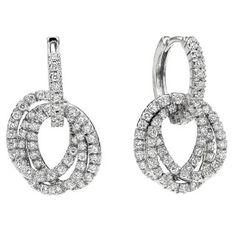 Gabriel & Co. - Diamond Earrings
