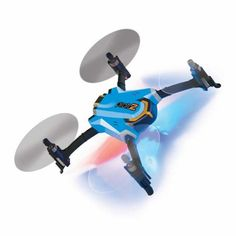 Proto-Z Quadcopter Drone, Blue