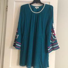 Dress Umgee brand dress with design bell sleeves Umgee Dresses Mini