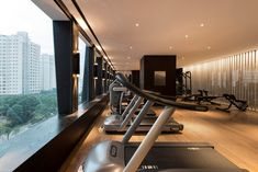 Of The Puyu Hotel and Spa The PuYu Hotel and Spa fitness facility