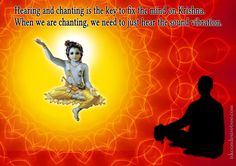 Why should one chant Name of benevolent deity based on the trigunas in oneself?