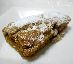 pumpkin butter mochi Sweet Desserts, Just Desserts, Dessert Recipes, Yummy Treats, Sweet Treats, Butter Mochi, Mochi Recipe, Pumpkin Butter, Just Eat It