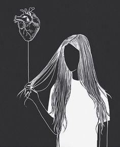Art November 03 2019 at Girl Drawing Sketches, Art Drawings, Arte Horror, Beautiful Sky, Dark Art, Trippy, Line Art, Art Photography, Illustration Art