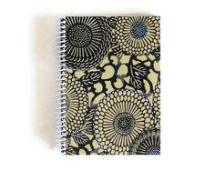 Japanese Chrysanthemums Notebook Spiral Bound by stationeryCiaffi, $19.50