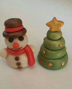 Merry Christmas little thun Creazioni di Flavia Rosa
