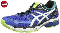Gel-Pulse 6, Herren Outdoor Fitnessschuhe, Blau (Blau/Schnee/Flash Gelb 4200), 43EU (9 UK) Asics
