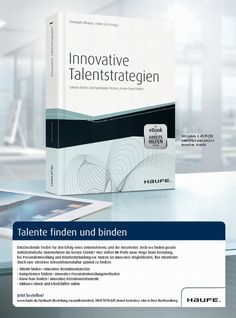 """Heute im Recrutainment Blog: Interview mit Christoph Athanas über das von ihm und Nele Graf herausgegebene Buch """"Innovative Talentstrategien"""""""