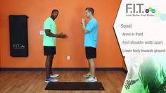 F.I.T. Exercises - Squat  http://myforeverfit.flp.com http://foreverhellas.flp.com/ 2105018493-6928979887 megaservicenet@flp.com