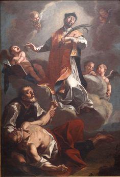 St Valentine of Rome | http://saintnook.com/saints/valentineofrome | http://upload.wikimedia.org/wikipedia/commons/4/49/Valentin_Metzinger_-_Sv._Valentin.jpg