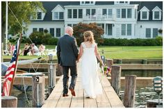 Waterfront Wedding at The Inn at Perry Cabin - My Eastern Shore Wedding
