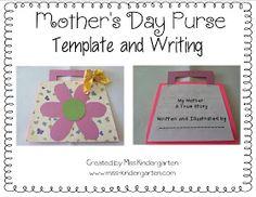 Miss Kindergarten: Mother's Day Purse UPDATED!