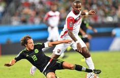 México sufre y le saca agónico empate a Trinidad y Tobago en Copa Oro  - México empató 4-4 contra Trinidad y Tobago este miércoles en un partido alocado y acabó segundo del Grupo C de la Copa Oro-2015 de la Concacaf, co...