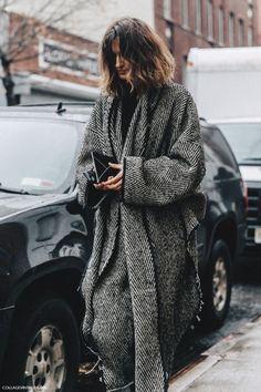 Streetstyle Tweed