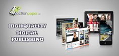 We are a digital publishing and advertising agency, offering a wide range of services to fully bring out Your business potential. Multimedia, Action, Good Things, Digital, Paper, Business, Group Action, Store
