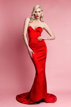 7c8ecd1abd9 Introducing the ever stunning Original  Gilda  Dress