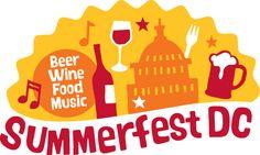 Staycation this summer - Summerfest DC • Craft Beer & Wine Festival • Washington, DC • June 13th, 2015