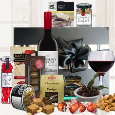 Simply Indulgent Gift Hamper -  Gift Delivery in Melbourne, Sydney and Australia - $100