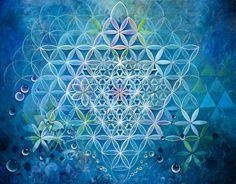 prismvision_krystleyezweb / Sacred Geometry