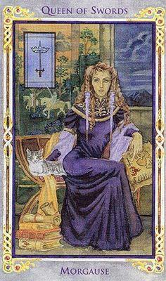 Галерея Legend: The Arthurian Tarot – 80 photos   VK