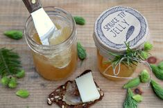 If you've ever been curious to know what a forest tastes like, then this recipe is for you! Learn how to make spruce tip jelly with @pbsfood.