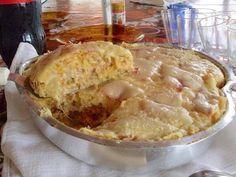O Arroz de Forno com Frango e Mussarelaé um prato único delicioso e fácil de fazer. Basta uma salada verde e você terá uma refeição maravilhosa e que agra