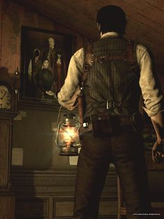 The Evil Within – Four New Screenshots