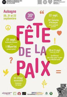 Conférence de Jean-François Bernardini : artisans de la non violence. Le samedi 21 septembre 2013 à Aubagne.  15H00