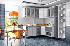 Cozinha: quais as razões para comprar uma cozinha modulada? - dcoracao.com - blog de decoração