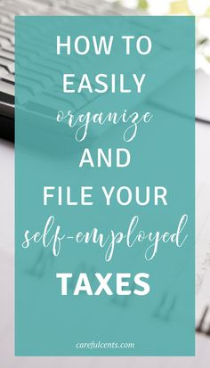 business finance Learning how to do your own taxes isnt easy. But there are some easy tips for how to organize taxes and how to do your own taxes when self-employed. Plus, use my free tax toolkit for business owners! Small Business Tax, Online Business, Business School, Business Ideas, Craft Business, Etsy Business, Business Education, Tax Refund, Tax Deductions