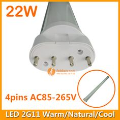 LED 2G11 Tube Light 4Pins