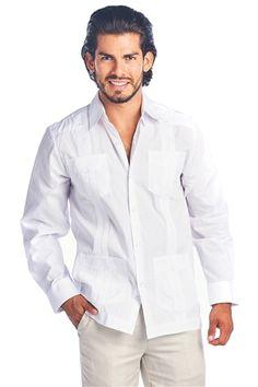 1e192a22 15 Best Guayabera Shirt & Chacabana | NaturalCollectionCorp.Com ...