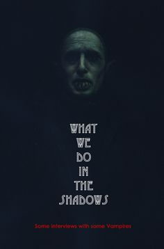 "What We Do in the Shadows (2014)-""this movie is hilarious, mockumentory on vampires living in today's society. I really liked this film - liz"