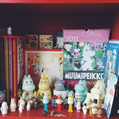 Moomin – one of our happy things!