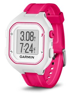 The new Forerunner 25 from Garmin is a compact and easy to use GPS running watch that can be paired to a compatible smartphone. Read more... http://www.greatwalks.com.au/news/garmin-announces-new-forerunner-25
