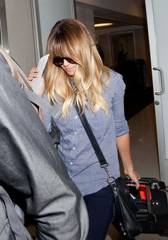 Lauren Conrad - hair color