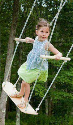 Cute swing
