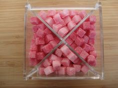 210Mini sugar cubes,two colors, sugar bowl, tea parties, baby shower, bridal shower, gift idea, wedding favors. by ChiaraSweetArt on Etsy