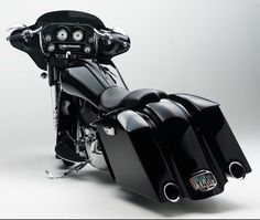 Creative Ideas Can Change Your Life: Harley Davidson Gros Pneu harley davidson softail awesome.Harley Davidson Classic Vintage Bikes harley davidson fatboy home. Harley Bagger, Bagger Motorcycle, Harley Bikes, Motorcycle Garage, Motorcycle Cover, Motos Harley Davidson, Harley Davidson Street Glide, Harley Street Glide, Custom Street Glide