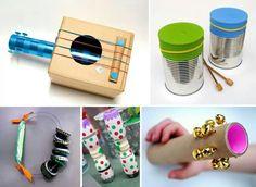 Instrumentos para niños