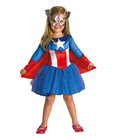 Take a look at this Disguise Classic American Dream Dress-Up Set - Toddler & Kids by Happy Hauntings Collection on #zulily today!