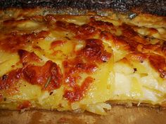 Das beste Kartoffelgratin (Rezept mit Bild) von etikette   Chefkoch.de