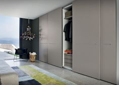 Traccia Sliding Door Wardrobe