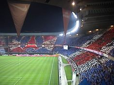 See PSG win a soccer game at Parc des Princes