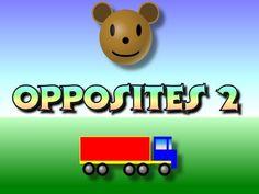 Children's: Opposites 2