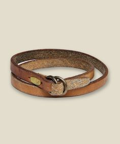 STAG - Kika - Core - Double O-Ring Bracelet, Natural - JEWELRY