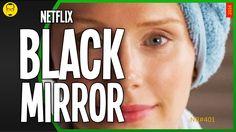 BLACK MIRROR - Netflix Dicas - Nerd Rabugento