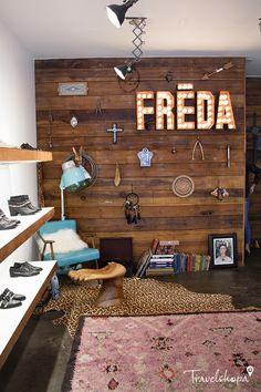 Freda Salvador | Shopping in Pacific Heights | Fillmore Street | San Francisco | California | Shopping Guide | Visit Travelshopa