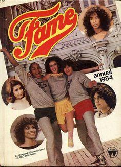 """Fame quotation: """"Men sweat. Women perspire. Dancers glow."""" (""""Los hombres sudan. Las mujeres transpiran. Los bailarines brillan"""") Esta serie es inolvidable!"""